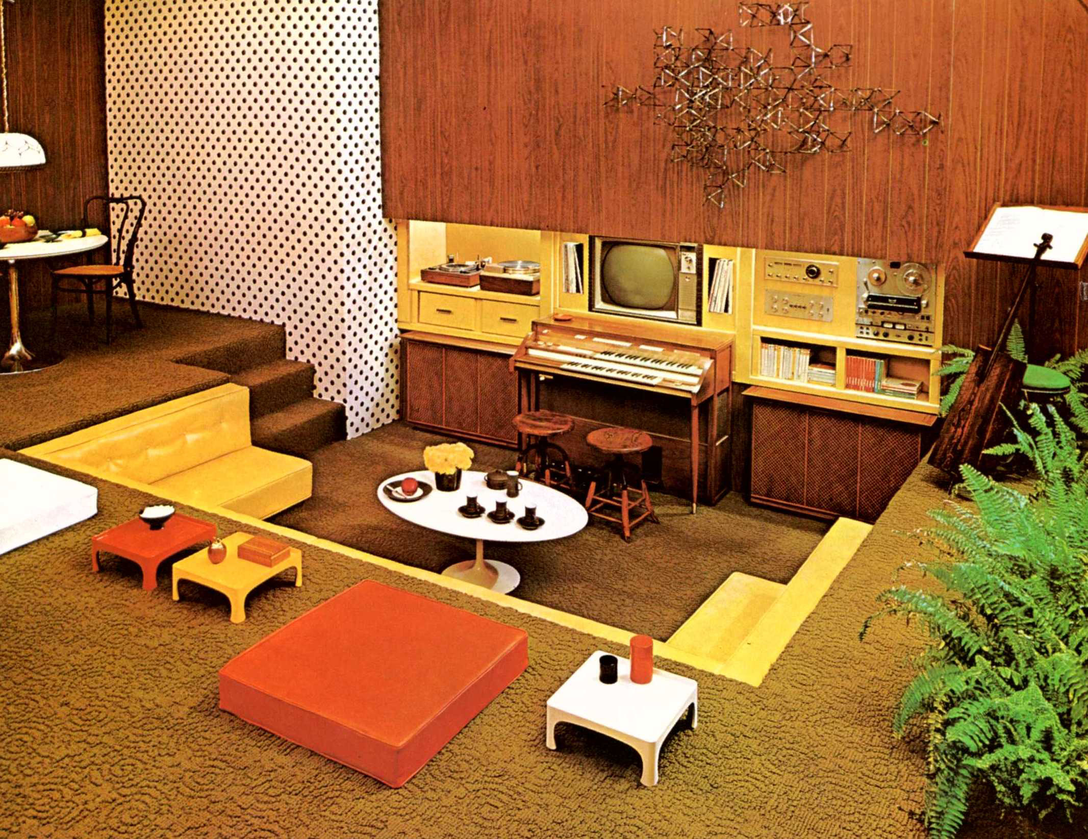 THE CONVERSATION PIT (1950-70s) | RETRO OBSESSIONS - photo#10